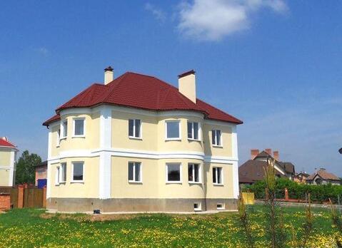 Дом 280 кв.м, Участок 16 сот. , Киевское ш, 24 км. от МКАД.