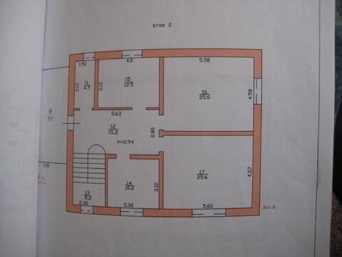 Продается дом 320 кв.м, участок 30 сот. , Рязанское ш, 28 км. от .