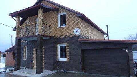 Дом 192 кв.м, Участок 14 сот. , Калужское ш, 58 км. от МКАД.