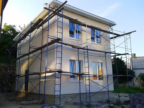 Новый добротный дом 110 кв.м. в Цемдолине Новороссийск