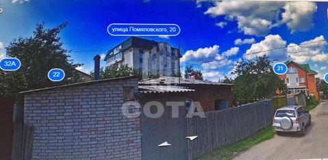Продажа участка, Воронеж, Ул. Помяловского