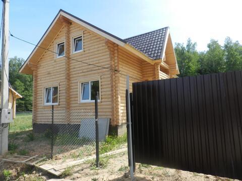 Дом дача оцилендрованное бревно Киевское Калужское ш.