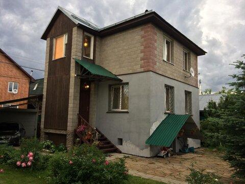 2-х этажный дом 120 кв. м. на участке 6 соток по Осташковскому шоссе, .