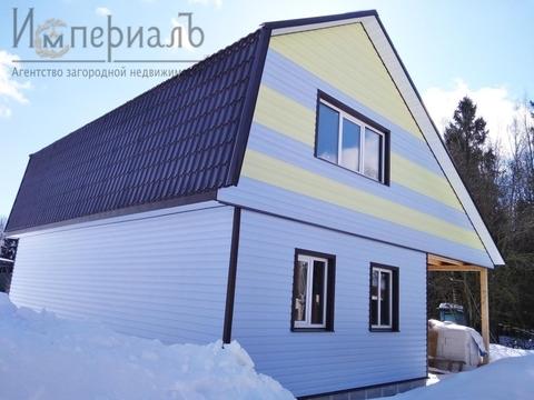 Новы йдом из блоков близ Белоусово