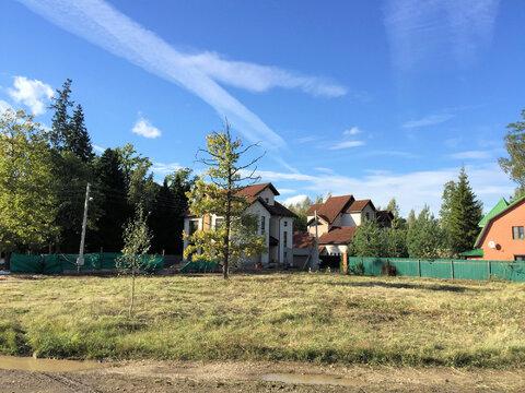 Поселок Назарьево, земельный участок 12 соток