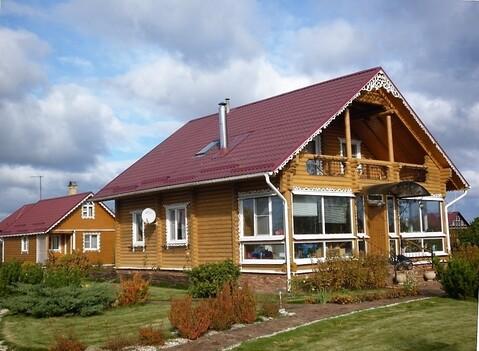 Отличный дом в коттеджном поселке «Солнечный берег»