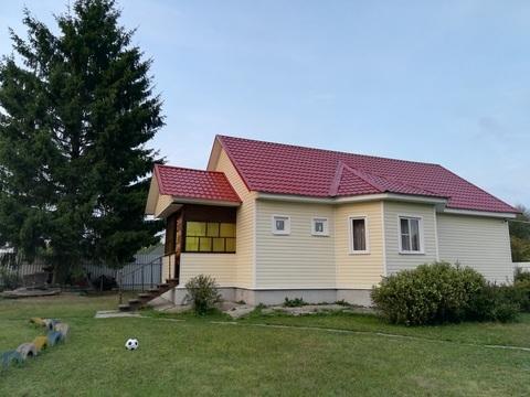 Эксклюзив! Продается дом в деревне недалеко от Обнинска