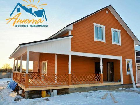 Продается новый загородный дом 160 кв.м. в Совхозе Победа Жуковского р