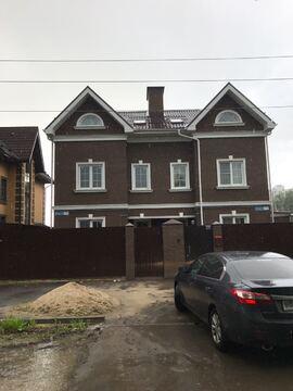 Дом рядом с Москвой. Продается дуплекс. Вся инфраструктура рядом. Отли