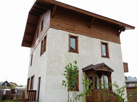 Продается дом 200 кв.м, участок 4 сот. , Осташковское ш, 6 км. и .