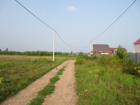 Срочная продажа. Земельный участок в деревне Большое Грызлово