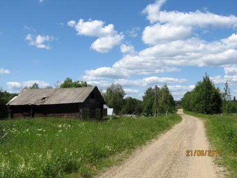 Земельный участок д. Григорьевское Тверская область