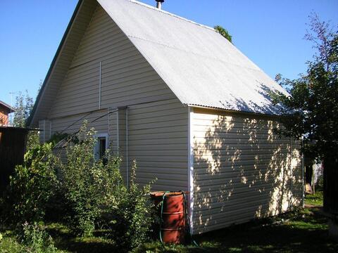 Продается 2х этажная дача 145 кв.м. на участке 6 соток