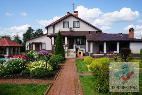 Продаётся шикарный дом 409 кв.м в г.Подольске, с.Сынково
