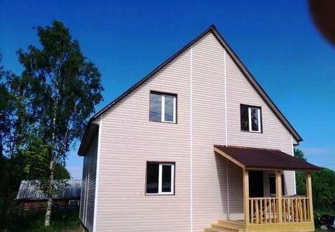 Купить дом из бруса в Ломоносовском районе пос. Ропша