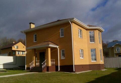Новый 2хэтаж дом 145 м2 в Кривское со всеми коммуникациями, рядом река