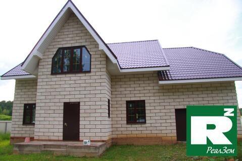 Продаётся двухэтажный дом 180 кв.м, участок 15 соток, д.Бутовка