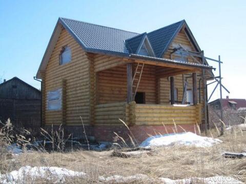 Новый дом в 160 км от МКАД