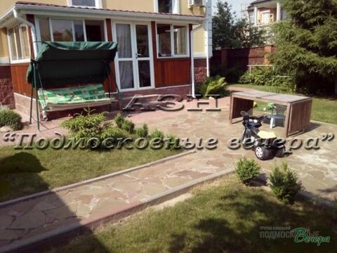 Боровское ш. 8 км от МКАД, Рассказовка, Коттедж 300 кв. м