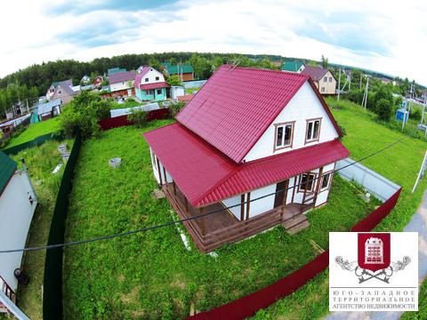 Продается 2-х этажный дом 160 кв. м. на участке 10 соток в с/т Берёзка