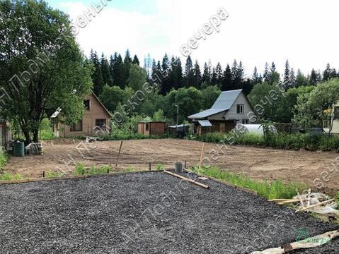 Новорижское ш. 57 км от МКАД, Сергиево, Участок 6 сот.