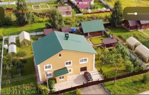 Меняю дом-усадьбу в живописном месте г. Ижевска