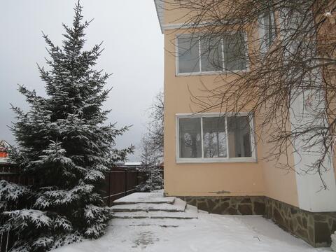 Дом 394 кв.м, Участок 11 сот. , Новорижское ш, 30 км. от МКАД.