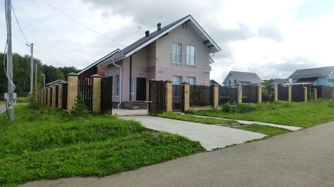 Дом 100 м2 на участке 6 соток в кп Изумрудные холмы, с. Проскурниково