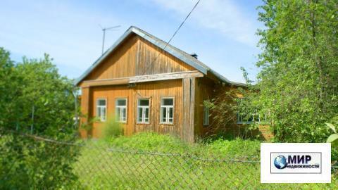 Часть дома в Волоколамском районе деревня Чеклево в 115 км. от МКАД