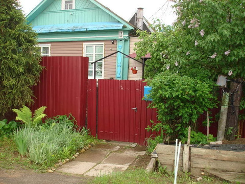 Часть жилого дома в городе Волоколамск
