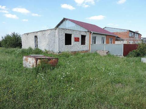 Дом незавершенка, пригород Краснодара