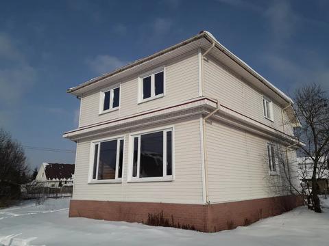 Новый дом 160 кв.м. вблизи д. Марьино