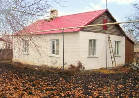 Продаю кирпичный дом в селе Новопетровка Добринского района