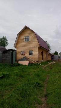 Дом на участке 18 соток в Новопетровске