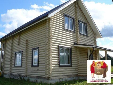 Продаётся коттедж 140 кв.м. в д. Захарьино Новгородского