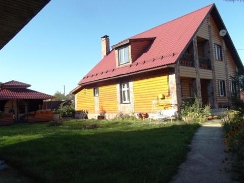 Дом 200 кв.м, Участок 12 сот. , Горьковское ш, 32 км. от МКАД. .