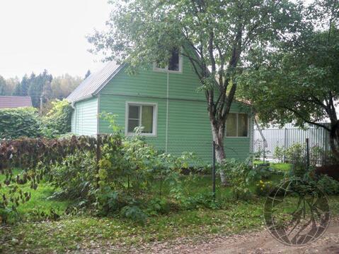 Два теплых дома на участке 5,5 сот. СНТ Березка-5, Вороново, Свитино.