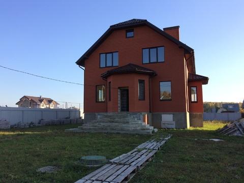 Продается дом 400м2 на участке 12 с в д. Дубнево, г/о Ступино
