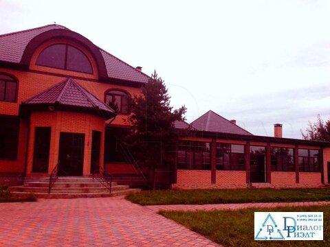 Продается кирпичный коттедж 376 кв.м. в пос. Загорново, 40 км. от МКАД