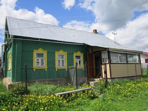 Продаю дом в д. Сычево Тульской области