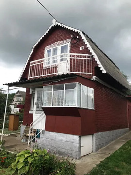 Продажа дома, Сдт Химик, Семилукский район, Фруктовая