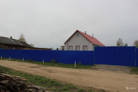 Дом 80 кв.м. участок 15 сот, Костромская обл, с. Орехово