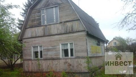 Продается домик 30 кв.м. на участке 6 соток Наро-Фоминский район д.Шап