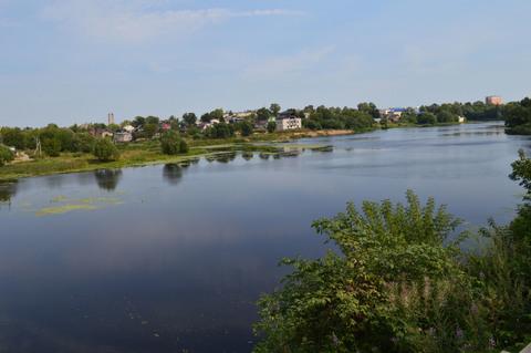 Коттедж на реке с собственным причалом