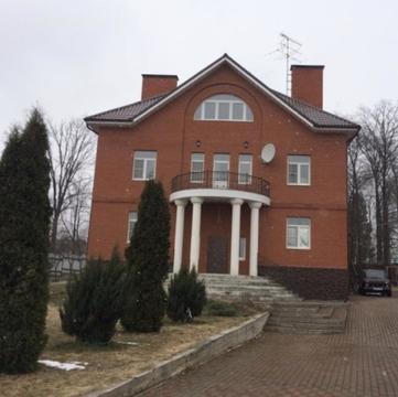 Продается дом, Чехов г, Угловая ул, 360м2, 30 сот