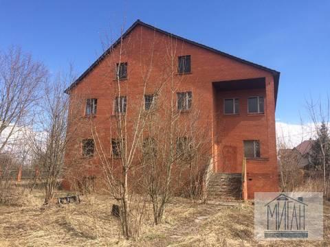 Дом 500 кв.м в д.Белая, Ногинского района.