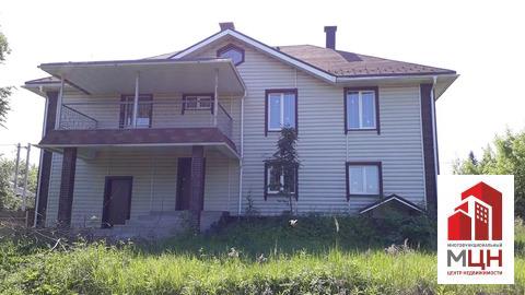 Дом 305 кв.м. в д. Вахонино Конаковский район