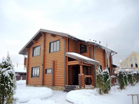 Дом 160 м2, участок 9 сот, Новорижское ш, 47 км от МКАД, Огниково. .
