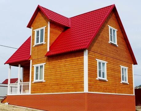 Загородный дом 110 кв.м. на участке 6 соток в д. Кривцово