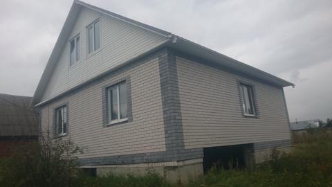 Двухэтажный дом без внутренней отделки в Карабаново по ул. Кировская